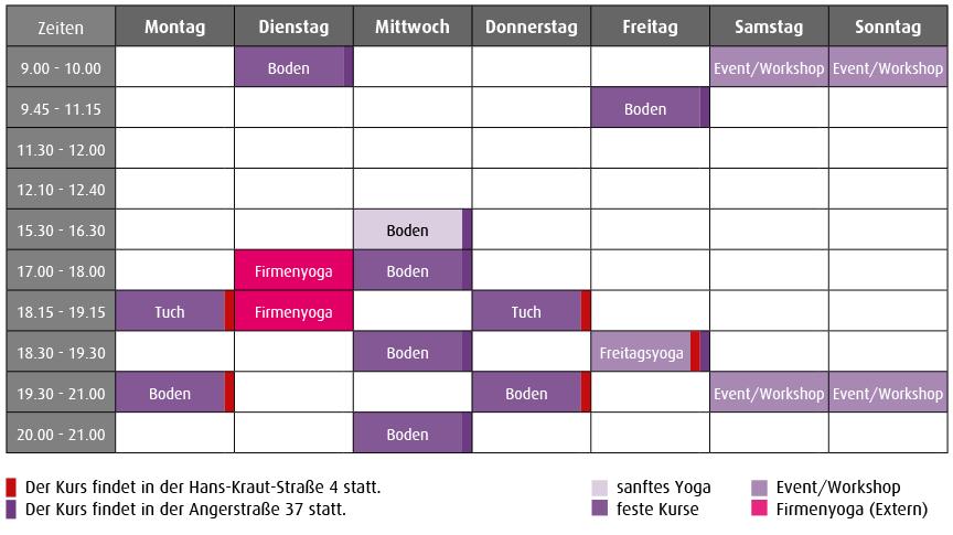 Yoga-Kursplan-2017